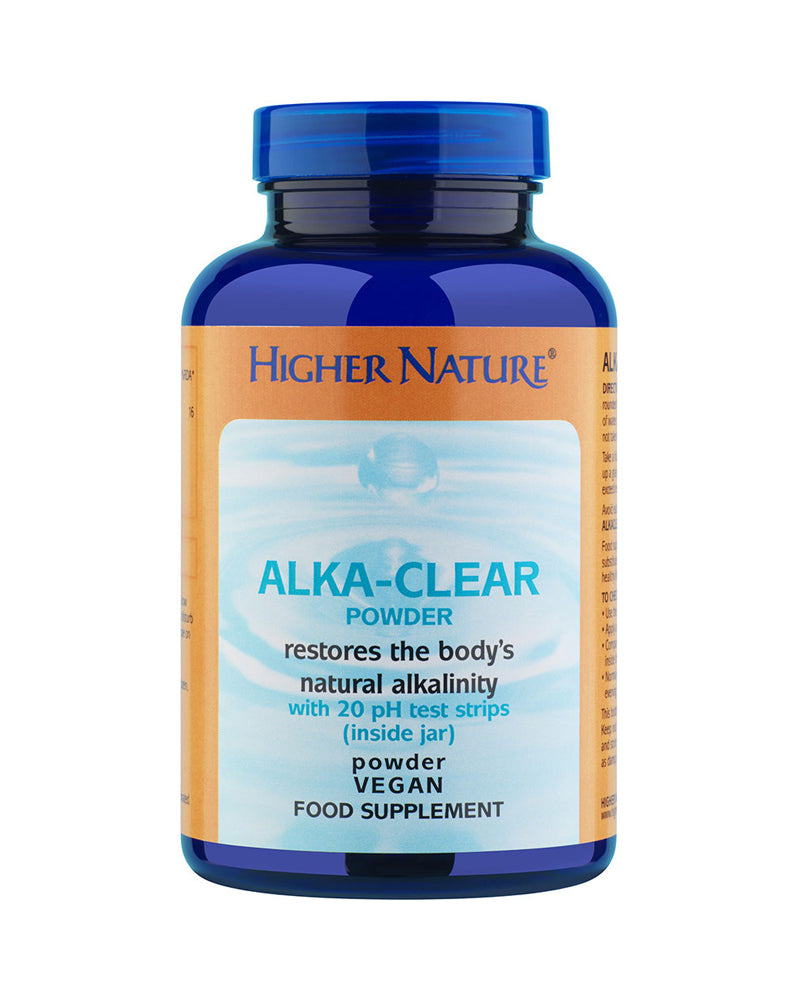 Higher Nature Alka-Clear, 250gr