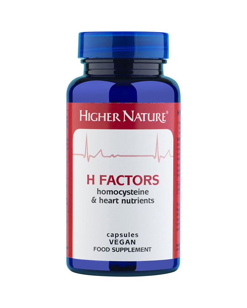Higher Nature H Factors, 180Tabs