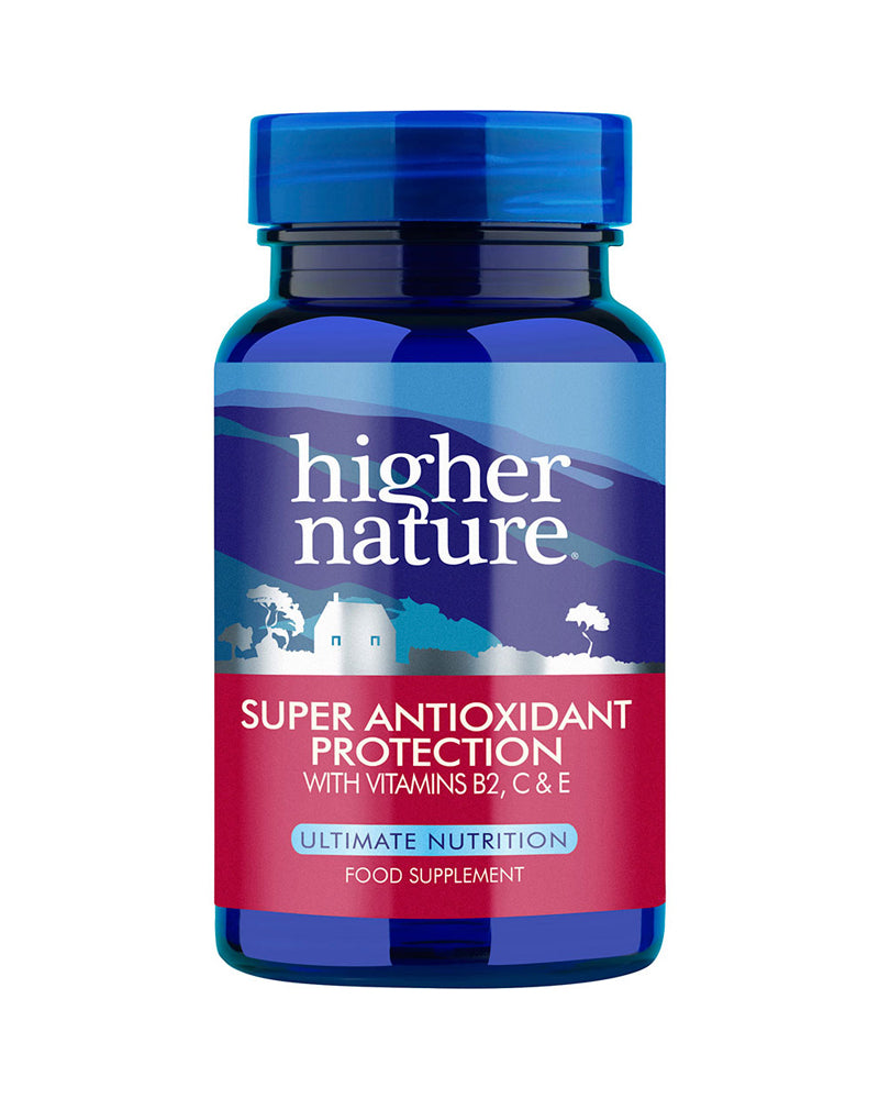 Higher Nature Super Antioxidant Protection, 180Caps