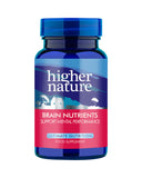 Higher Nature Brain Nutrients, 30VCaps