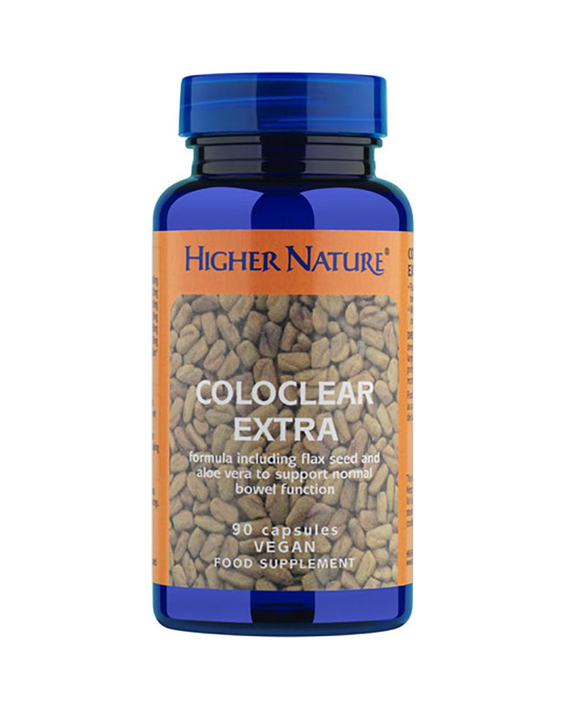 Higher Nature ColoClear Extra, 90VCaps