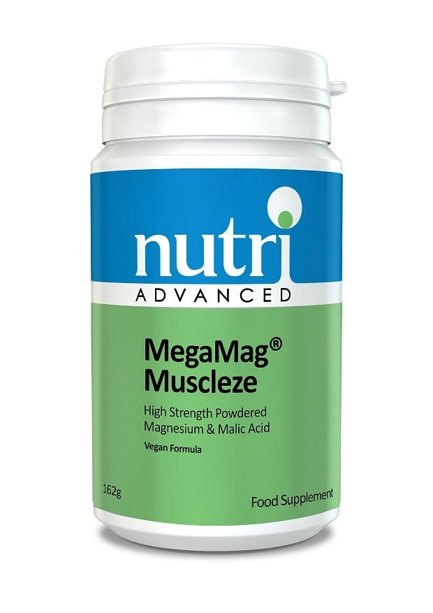 Nutri Advanced MegaMag Muscleze 162g Powder