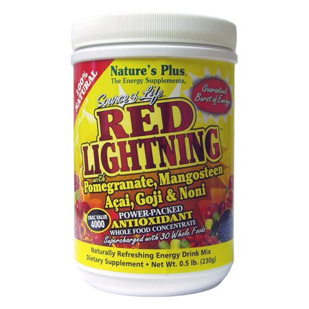Nature's Plus Source of Life Red Lightning, 230gr