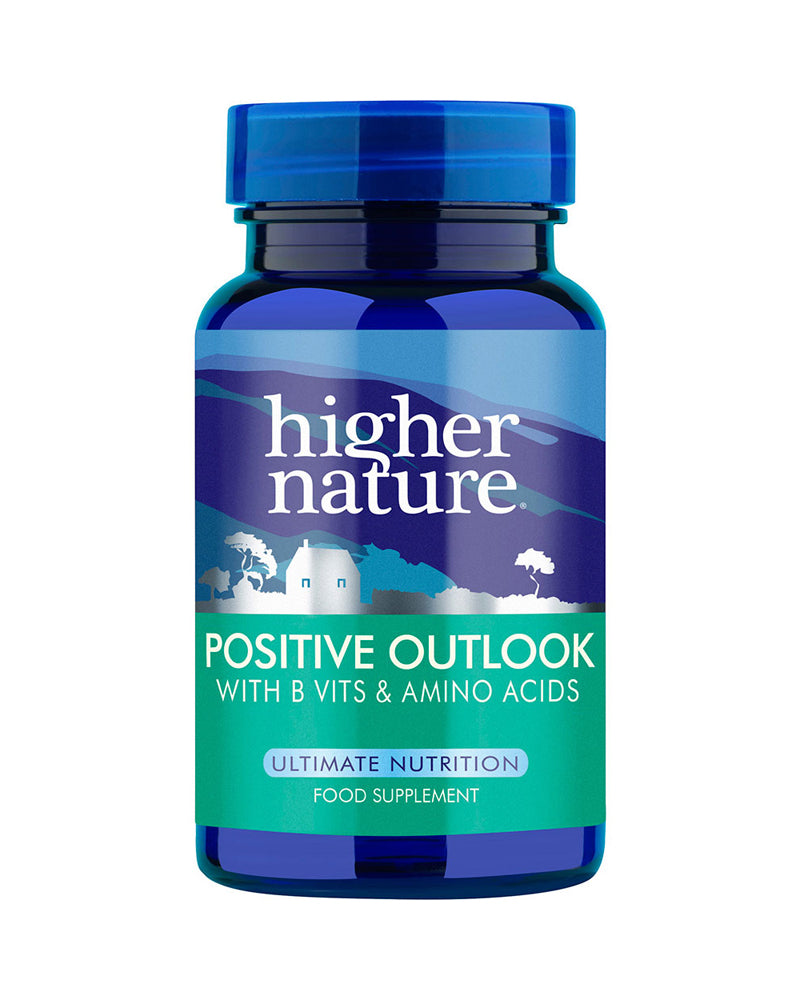Higher Nature Positive Outlook, 180Caps