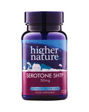 Higher Nature Serotone 5HTP, 50mg, 30VCaps