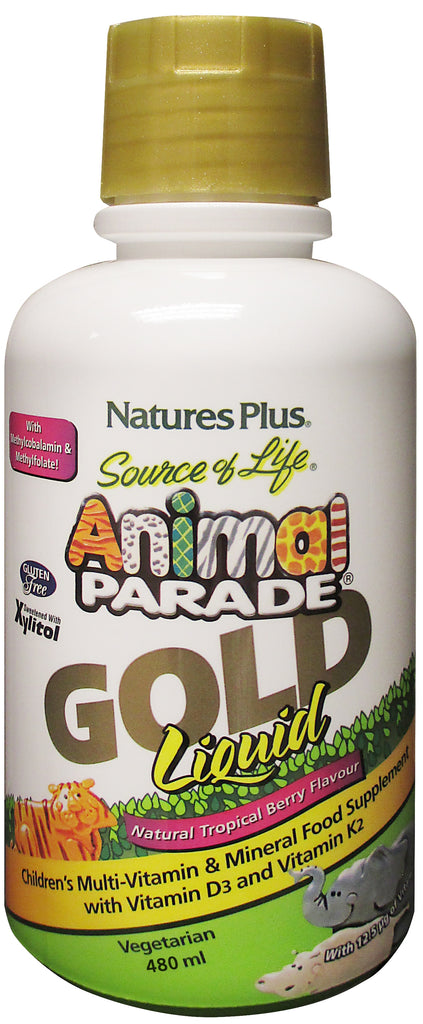 Source of Life Animal Parade Gold Liquid, 16Fl oz