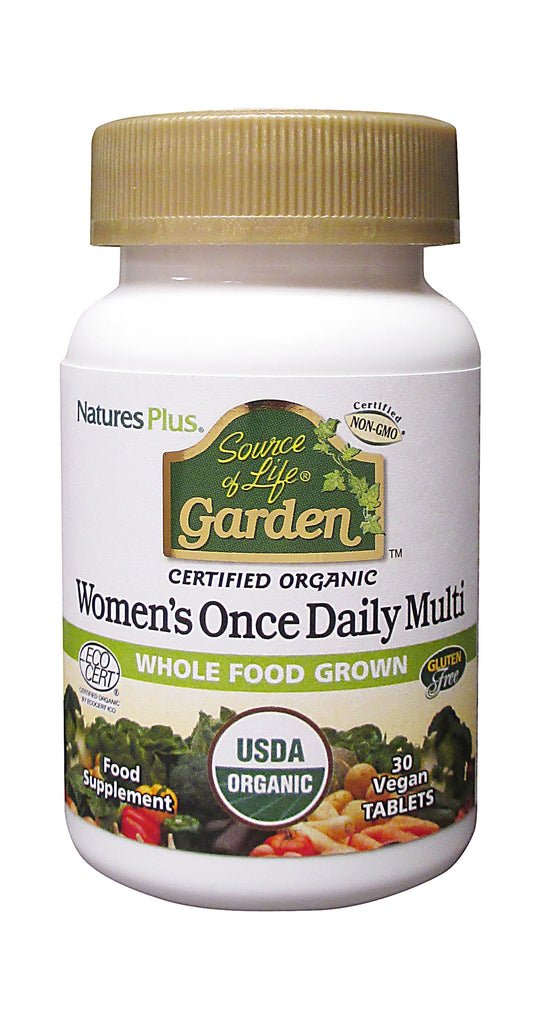 Source Of Life Garden Org Womens Daily, 30 Tablets