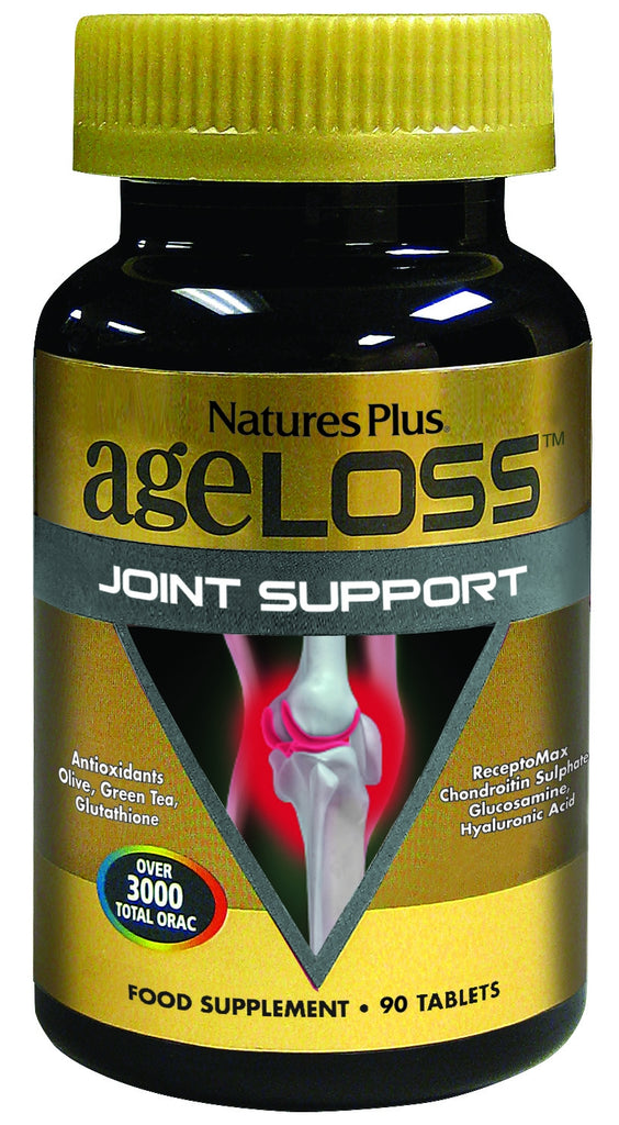 Nature's Plus ageLOSS Joint Support, 90 Tablets