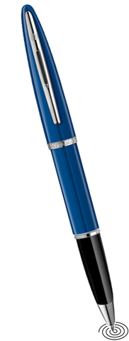 Waterman Carène ball point pen - Lacquered Blue