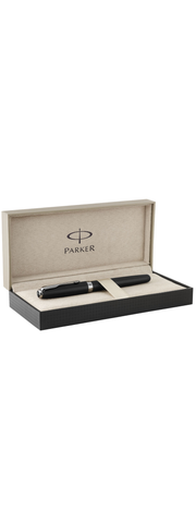Parker Sonnet Expectations rollerball pen CT - black