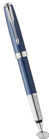 Parker Sonnet Expectations rollerball pen CT - blue