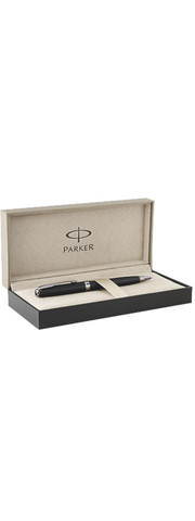 Parker Sonnet Expectations ballpoint pen CT - black