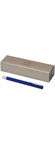 Parker Vector roller ball pen - blue barrel