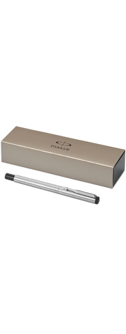 Parker Vector roller ball pen - stainless steel