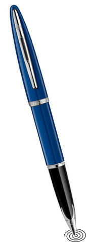 Waterman CARÈNE Fountain Pen -  Blue