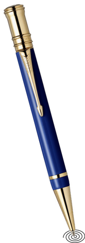 Parker Duofold Premium ball point pen GT - Blue