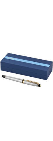 Waterman Expert roller ball pen GT Steel