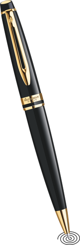 Waterman Expert ball point pen GT black