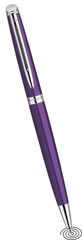 Waterman Hemisphere ball point pen - Purple