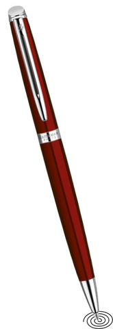 Waterman Hemisphere ball point pen - red