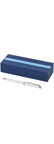 Waterman Hemisphere ball point pen - White with Chrome Trim