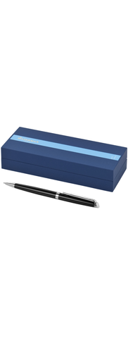 Waterman Hemisphere ball point pen - Black with Chrome Trim