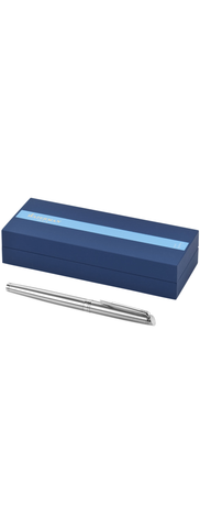 Waterman Hemisphere fountain pen - Steel with Chrome Trim