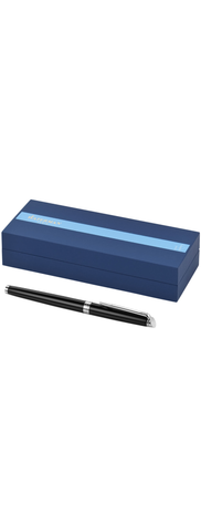 Waterman Hemisphere fountain pen - Black with Chrome Trim