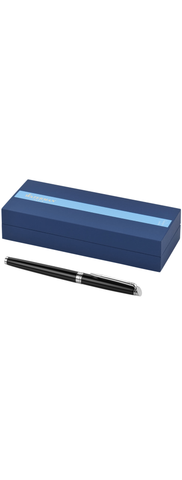 Waterman Hemisphere roller ball pen - Black / Silver CT