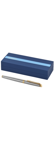 Waterman Hemisphere roller ball pen - silver GT