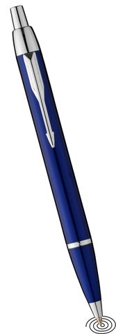 Parker IM ball point pen blue