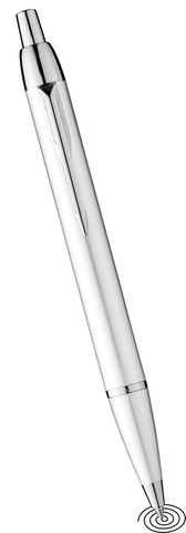 Parker IM ball point pen white