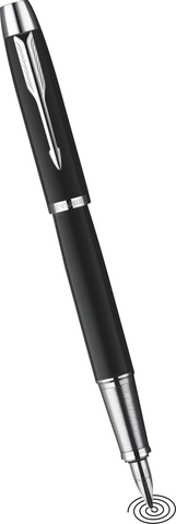 Parker IM fountain pen CT - Black