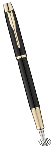 Parker IM fountain pen GT - Black