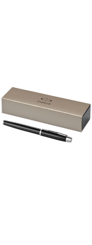 Parker IM roller ball pen - black CT