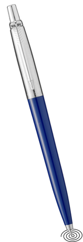 Parker Jotter ball point pen - Blue barrel