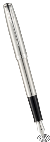 Parker Sonnet fountain pen CT - stainless steel