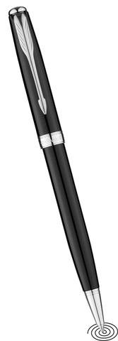 Parker Sonnet - ball point pen - black