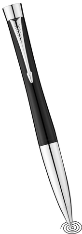 Parker Urban ball point pen CT - black
