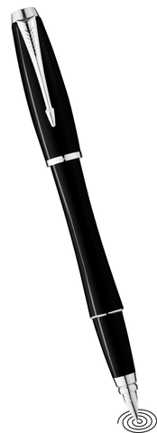 Parker Urban - Fountain Pen - black
