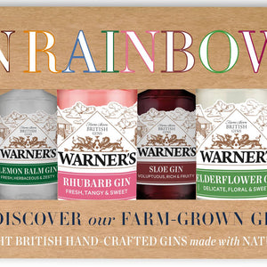 Warner's Rainbow Gift Pack 8 x 5cl