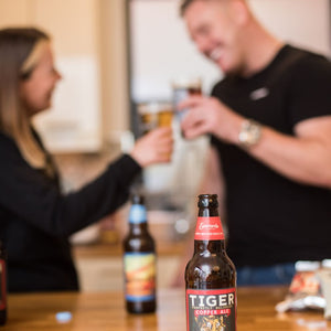 Tiger Copper Ale bottle