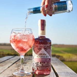 Warner's Raspberry Gin