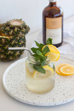 Ginger & Pineapple Spritz