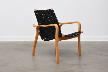 1970s Primo lounger by Yngve Ekström - Low Back