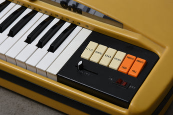 1970s Tiffany 4 electric organ by Orla