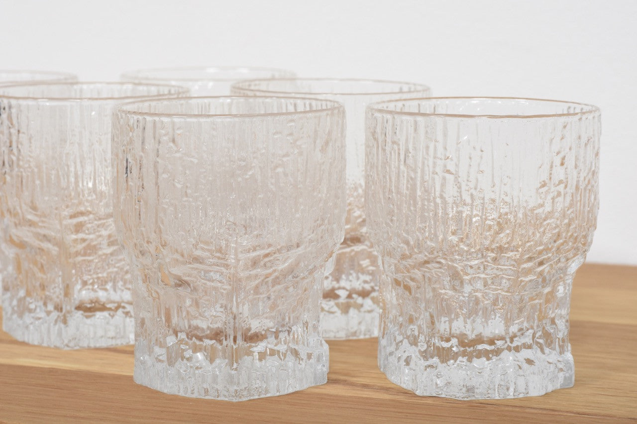 Not specified Iittala Finland glasses