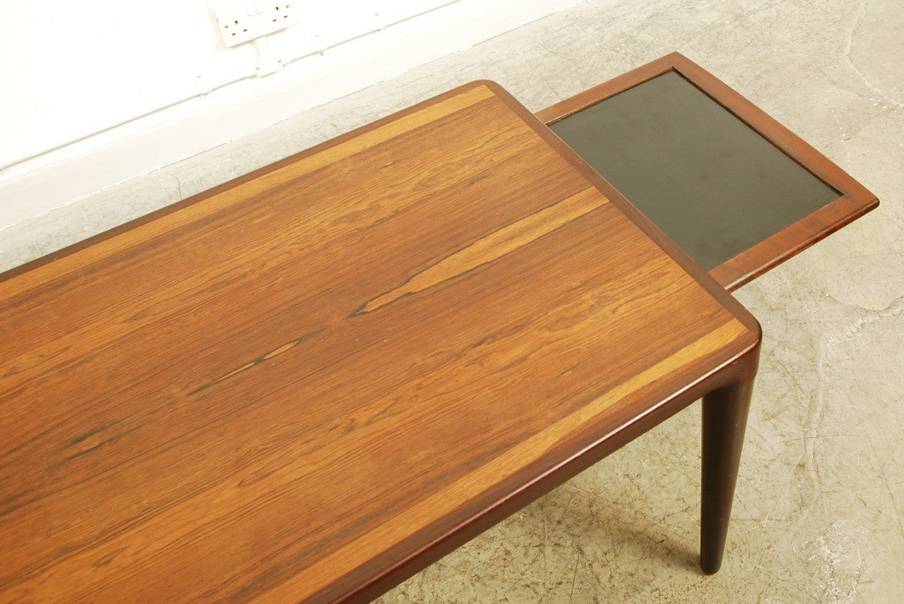 Brazilian rosewood coffee table