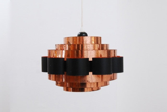Not specified Copper ceiling light by Coronell