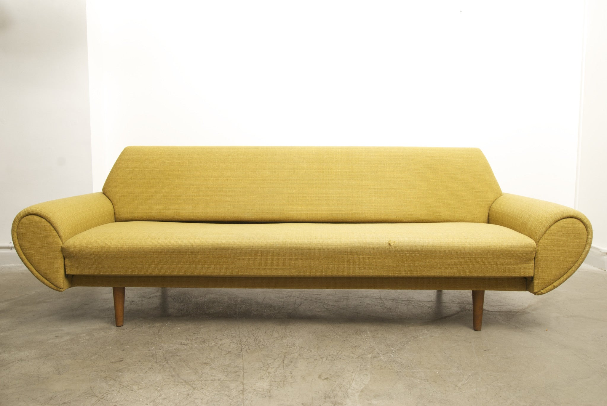 Three seat sofa bed